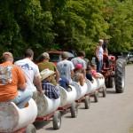 barrel train