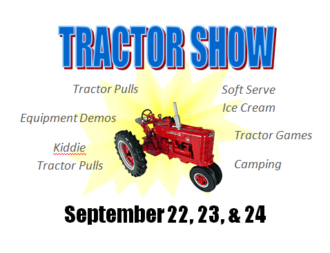 TRACTOR SHOW 2017